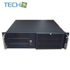 CP-B3N338 3U Ultra compact Rackmount / Desktop chassis with front filter