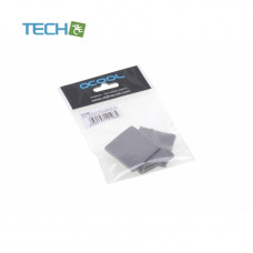 Alphacool thermal pad for NexXxoS GPX 3W/mk 30x30x3mm red marked PE Bag (4 pcs)