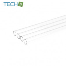 Alphacool HardTube 13/10mm acryl clear 40cm - 4pcs
