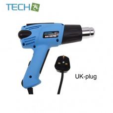 Alphacool HardTube Heat Gun Pro 2000W - UK Plug