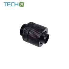 Alphacool Eiszapfen 13/10mm compression fitting G1/4  deep black