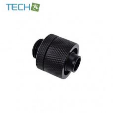 Alphacool Eiszapfen 16/10mm compression fitting G1/4 - deep black