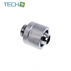 Alphacool Eiszapfen 16/10mm compression fitting G1/4 - chrome