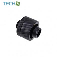 Alphacool Eiszapfen 19/13mm compression fitting G1/4 - deep black