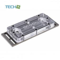 Alphacool D-RAM Cooler X4 Universal - acrylic Black Nickel
