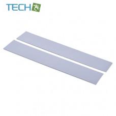 Alphacool Eisschicht thermal pad - 17W/mK 120x20x1mm - 2 Stück (Sarcon XR-m)