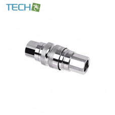 Alphacool Eiszapfen quick release connector kit G1/4 inner thread - Chrome