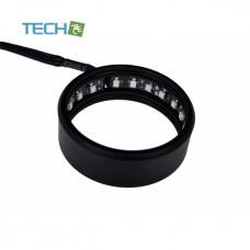 Alphacool Aurora LED Ring 50mm - white