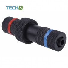 Alphacool HF quick release connector kit 11/8mm - black