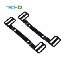 Alphacool 120/140mm mounting bracket for Alphacool Eisbecher - 2 pcs