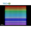 Alphacool Aurora LED flexible light 60cm incl. Controller - RGB
