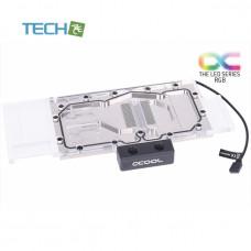 Alphacool Eisblock GPX-N acrylic Light Nvidia Geforce RTX 2080Ti M01