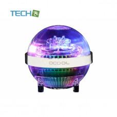 Alphacool Eisball Digital RGB - Acrylic (incl. Eispumpe VPP755 V.3)