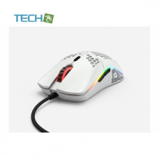 Glorious PC Gaming Race Model O gaming mouse - White matte