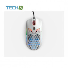 Glorious PC Gaming Race Model O gaming mouse - White glossy