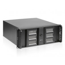D-413ASE - 4U Compact Aluminum Stylish Rackmount Chassis
