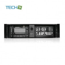 CP-3052N - 3U Compact Stylish Rackmount Chassis