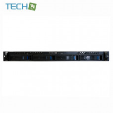 CPKI-140R - 1U 4-Bay High Density Storage Server Chassis
