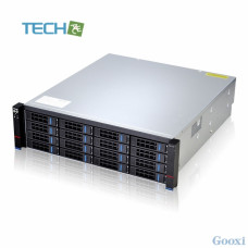 Gooxi ST301-S16REH - Modular Hot-Swap 3U storage Server