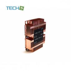 Dynatron B4A - Vapor chamber base heatsink for 1U Server