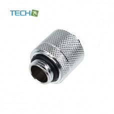 Alphacool HF 13/10 compression fitting G1/4 - chrome