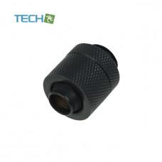 Alphacool HF 13/10 compression fitting G1/4 - deep black