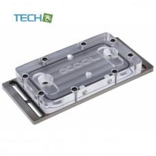 Alphacool D-RAM Cooler X6 Universal - acrylic Black Nickel