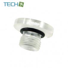 Alphacool Acrylic lighting module G1/8