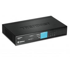 Trendnet TPE-S44 - 8-Port 10/100Mbps PoE Switch