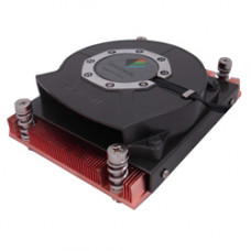 Dynatron R13 - Intel Socket 2011 1U Active CPU Cooler