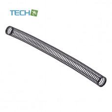 Anti-kinking spring individual 13mm (200mm length) - matte black