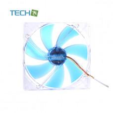 Phobya G-Silent 12 1500rpm Blue LED ( 120x120x25mm )