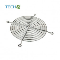 Aquatuning fan grill for axial fans for 120mm chrome