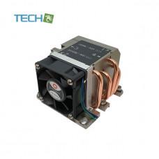 Dynatron B13 - PWM Fan, Aluminum heatsink with heatpipe embedded for 2U Server