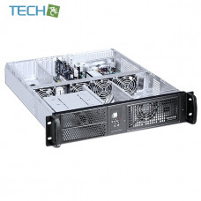 CP-2055N - 2U Compact Chassis for Micro-ATX, Mini-ATX and ATX M/B