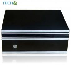 CP-2M-SF - Desktop Mini-ITX stylish enclosure with aluminium front