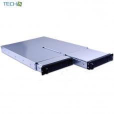 CP-550Mv2 - 1U Blade Mini-ITX dual system chassis