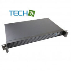 CP-125-ITX - 1U Most compact Rackmount / Desktop chassis