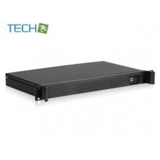 iStarUSA D-118V2-ITX - 1U Compact Rackmount Mini-ITX Chassis