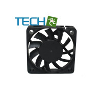 Top-Motor 12V 50x50x10mm DC fan 3700 ROM to 5000RPM fan speed