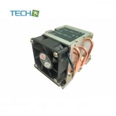 Dynatron B5 - PWM Fan, Aluminum heatsink with heatpipe embedded for 2U Server
