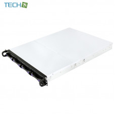 EDN-104H65T3-N - 1U IDC 4x 3,5 Hot Swap Server Chassis