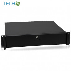 EPON-M23-ITX - 2U Compact Dual Mini-ITX Rackmount Chassis