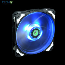 ID-COOLING NO-12025-B - Stylish blue 120mm fan