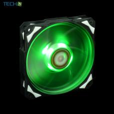 ID-COOLING NO-12025-G - Stylish green 120mm fan