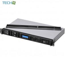 IPC-G1250D1U - 1U Super Mini-ITX server rachmount chassis