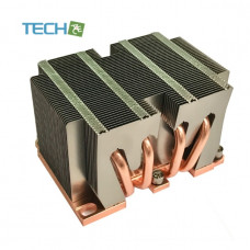 Dynatron B8 - Copper base with 4x Heat Pipes embedded for 2U server