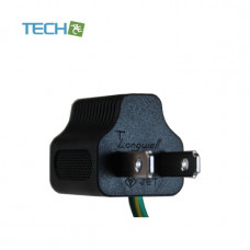 Longwell LP-01 - 3-Pin to 2-Pin power Adapter