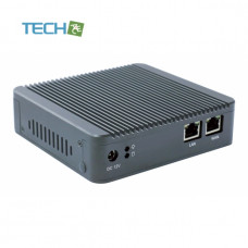 iBOX-501N10A (J1800) -  Quad core mini embedded PC router with 2x Gigabit LAN