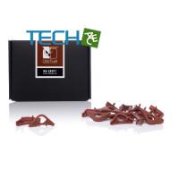 Noctua NA-SAVP1 - Chromax Anti-Vibration Fan Mount Set - 16 Pack - brown (NA-SAVP1)